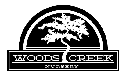 Woods Creek Nursery Logo